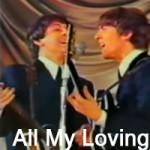แปลเพลง All My Loving