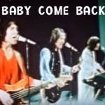 แปลเพลง Baby Come Back